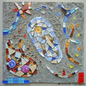 à la Matisse – 30×30 cm