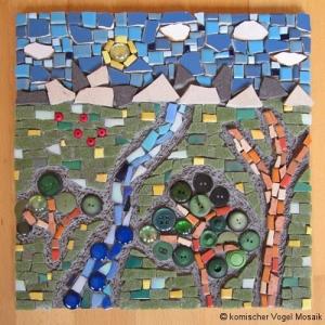 Mosaik 1: konkret, abstrakt