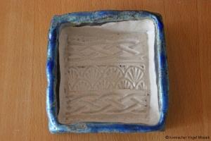 blaue Schale – Ansicht 2